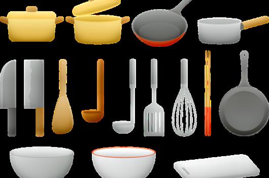Pour être écologique jusque dans la cuisine, voici une liste d'ustensile de cuisine à ranger dans vos placards!